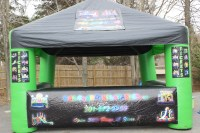 Inflatable Tent - Backyard Inflatables