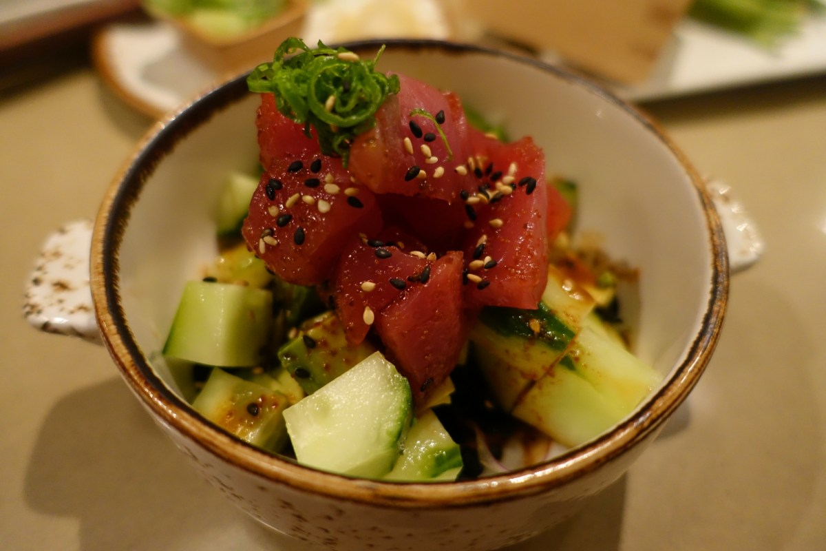 Banboo sushi