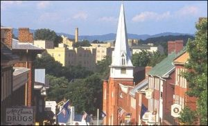 Lexington -- national center of value-added education.