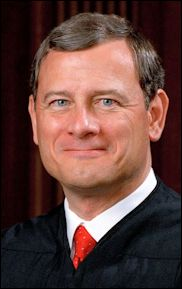 """Chief Justice John G. Roberts: """"It depends on what the meaning of 'state' is."""""""