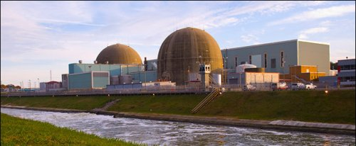Surry Nuclear power station. Photo credit: Dominion