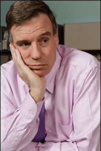 Sen. Mark R. Warner. Photo credit: Virginia Business
