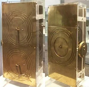 A reconstruction of the Antikythera mechanism