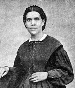 Ellen G White (1827-1915), the Seventh Day Adventist prophetess