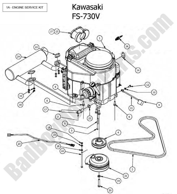 bad boy mowers wiring diagram