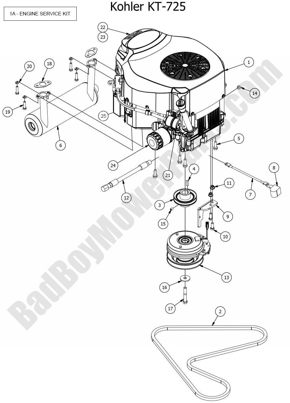 2504m commando wiring diagram kohler