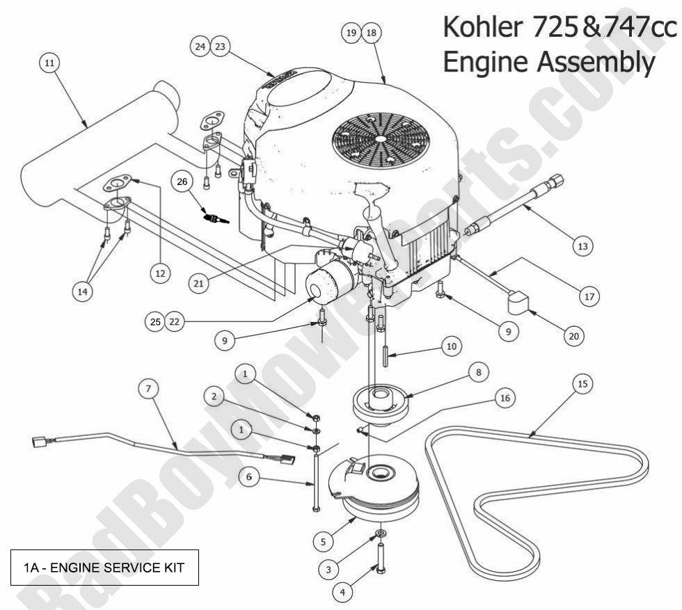 kohler 22 hp engine wiring diagram