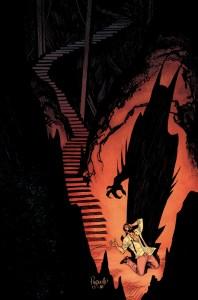 Batman #49, cover