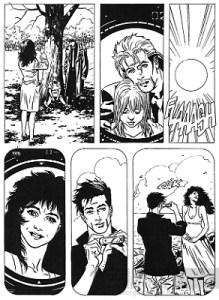 Prima miniserie di Bepi Vigna e Roberto De Angelis