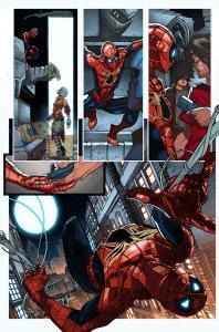 Amazing Spider-Man #1.3, anteprima 03