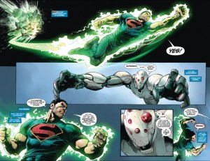 Action Comics #49, anteprima 04