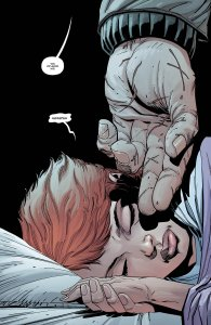 Dark Knight III #3, anteprima 2
