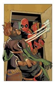 Deadpool #7, anteprima 5