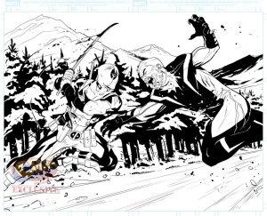 Deadpool #9, anteprima 03