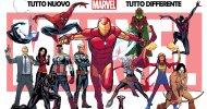 Panini: nasce a Firenze l'Universo Marvel tutto nuovo e tutto differente!