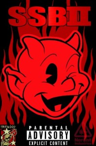 Satan's Sodomy Baby II, copertina di Eric Powell