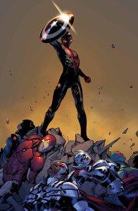 Spider-Man #2,copertina di Sara Pichelli