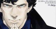 Sherlock: A Study in Pink, le prime pagine del manga basato sulla serie TV