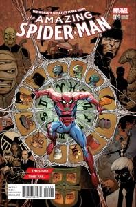 Amazing Spider-Man #9, variant cover di Giuseppe Camuncoli