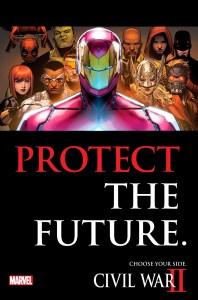 Civil War II - Protect the Future