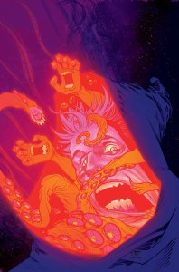 Illuminati #7, copertina di Shawn Crystal