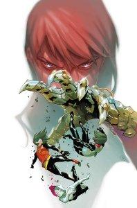 Spider-Women Omega #1, copertina di Yasmine Putri