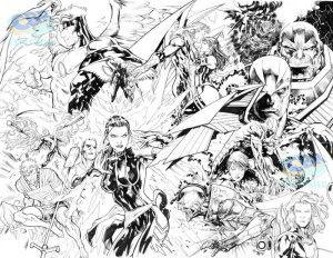Uncanny X-Men #6, anteprima 3