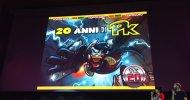 Napoli COMICON 2016: 20 anni di PK, dalle origini alle nuove storie