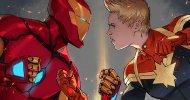 Marvel: esce oggi Civil War II #1 di Brian M. Bendis e David Marquez – anteprima
