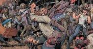 The Walking Dead: Arthur Adams firma una serie di variant componibili
