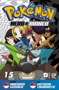 Pokémon Nero e Bianco vol. 15
