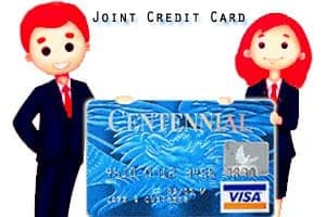 joint credit card
