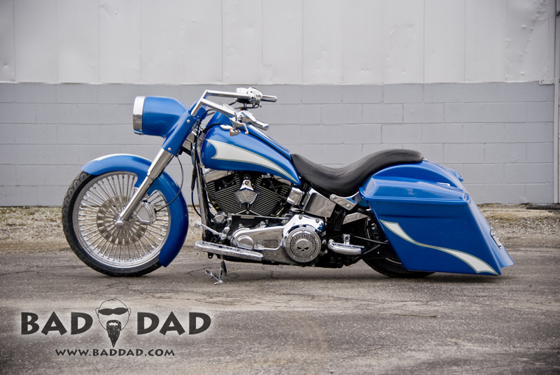 Front Fenders Bad Dad Custom Bagger Parts for Your Bagger