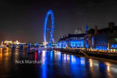 London I from Westminster bridge