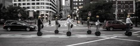 Segway Riders