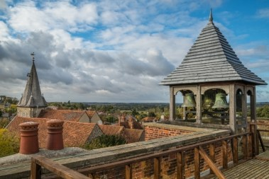 Rooftops of Maldon - Marion S