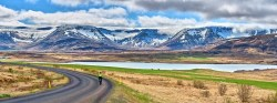 Iceland Cycling, Peter Rockliffe