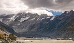 Moody Mountain.Steve Rampliing