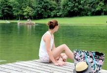 """Ferien am Badesee in Mieming - """"Schöner geht nicht"""", Foto: Knut Kuckel"""