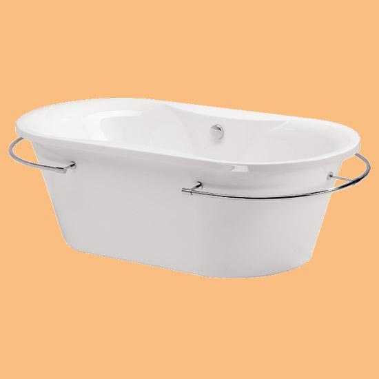 Freistehende Badewanne gnstig kaufen