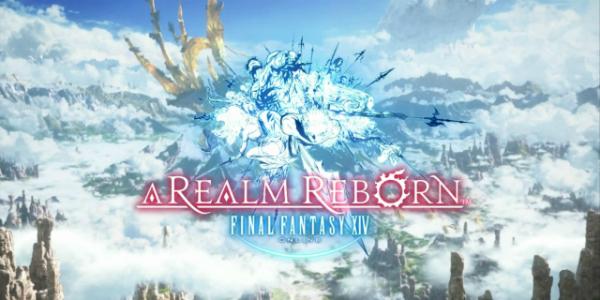 Final Fantasy XIV: A Realm Reborn banner