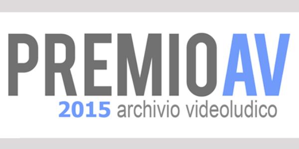 Premio Archivio Videoludico 2015 banner