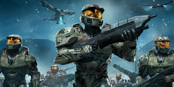 Halo Wars banner