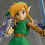 Ecco la Figma di Link, da The Legend of Zelda: A Link Between Worlds