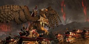Total War: Warhammer Karl Franz banner