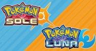 Pokémon Sole e Pokémon Luna, il nuovo trailer svela alcune creature