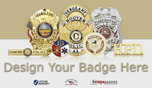 Badge Designer at badgedesigner Police, fire and security badges