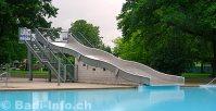 Gartenbad Bachgraben Basel
