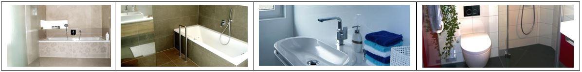 Badplanung kleines Bad größer 4m² - Badraumwunder Wiesbaden - badezimmer 8 qm
