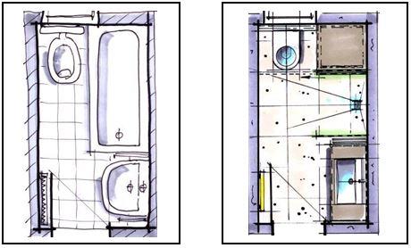 badezimmer 3 qm kosten - haus.csat.co, Badezimmer ideen